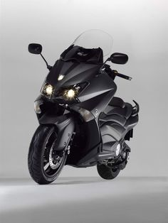 The Yamaha TMax 530 is Yamaha's response to people who call scooters effeminate.