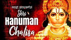 MOST POWERFUL SHRI HANUMAN CHALISA | Shree Hanuman Chalisa | HANUMAN STO... Shree Hanuman Chalisa, Hindu Mantras, Most Powerful, Artwork, Movie Posters, Work Of Art, Auguste Rodin Artwork, Film Poster, Artworks