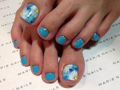 MARIE NAILS toenails