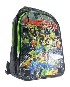 Teenage Mutant Ninja Turtles School Backpack SHELL SHOCKE... https://www.amazon.com/dp/B00LDIPO4K/ref=cm_sw_r_pi_dp_x_k8lRxb5MDJ5ZK