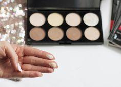 Paleta do konturowania Makeup Revolution