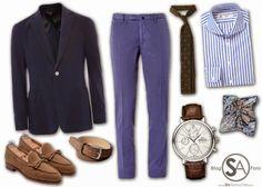- SinAbrochar  #Blazer #Azul #Marino