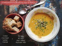 prosta warzywna zupa krem