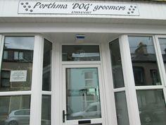 Porthmadog dog groomers