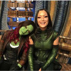 Una foto de Gamora Mantis y Drax RT Si le entendiste Marvel Avengers, Captain Marvel, Avengers Cast, Marvel Women, Marvel Girls, Marvel Funny, Marvel Heroes, Captain America, Joss Whedon