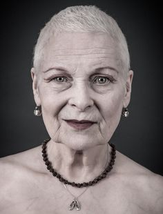 Vivienne Westwood, photographed by Andy Gotts MBE Gorgeous.