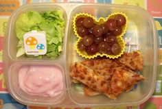 Cold Pizza Lunch in #EasyLunchBoxes