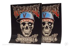 Check out these posters for Vengeance University   We offer a variety of sizes in poster printing!  http://www.jakprints.com/poster-printing/