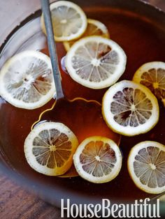 Derek Brown's American Whiskey Punch
