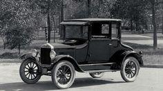 El Ford T fue el primer auto en producirse en cadena