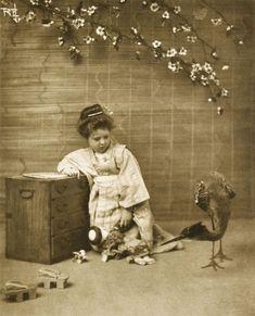 Die Kunst in der Photographie : 1901 Photographer: Rudolph Eickemeyer Jr. Title: A Japanese Fancy