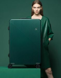 Industrial Design Trends and Inspiration - leManoosh Luggage Trolley, Luggage Case, Trolley Case, Travel Luggage, Concept Photography, Still Life Photography, Man Cave Garage, Le Manoosh, Suitcase Bag