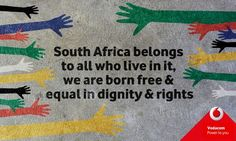 March 21 – Human Rights Day in South Africa