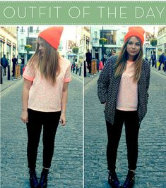 Lily Melrose - UK Style and Fashion Blog: she doesnt wear colour