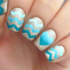 Top 45 Pretty Acrylic Nail Design Ideas for 2018 - Fashionre