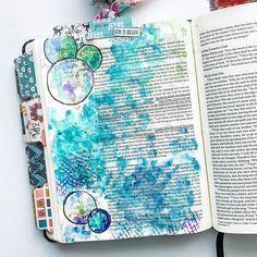 Bible Journaling  ✞