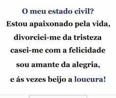 Blogue do Lado Avesso: Estado civil de um poeta.