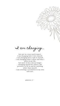 Looking for for images for life quotes?Browse around this website for cool life quotes ideas. These unique quotations will make you happy. Self Love Quotes, Words Quotes, Wise Words, Quotes To Live By, Change Quotes, Qoutes, Quotes Quotes, Self Healing Quotes, Self Growth Quotes