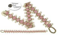 'Dropping Tilas' bracelet from Potomac Bead Company