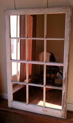 awesome old window pane