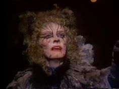"""Betty Buckley 1983 Tony Awards Performing """"Memory""""  from Cats + Acceptan... Kristin Marie Bihler thought you would like this"""
