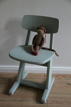 ***alter Kinderstuhl Vintage*** von Shabbytante auf DaWanda.com