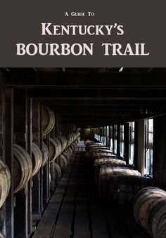 The best bourbon distilleries to visit and how to get to them!