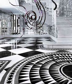 #SICIS #Mosaic #tile Stunning marble for amazing spaces! Find them at our showroom in Marbella! www.franciscovallejo.com