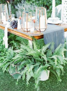 Greenery wedding details: Photography: Kristina Adams - http://www.kristinaadamsphotography.com/