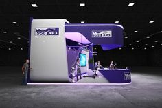Exhibition stands 2018 АРЗ - on Behance Exhibition Stand Design, Exhibition Booth, Boutique Design, Booth Design, Trade Show, Behance, Exhibitions, Acrylics, Banners