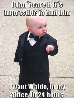 Little Negotiator! #babies #humor
