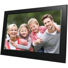 NAXA NF-900 TFT LED Digital Photo Frame (9)