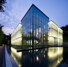 AHN JUNG-GEUN Memorial Hall > ARCHITECTURE   DESIGNWHOS