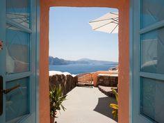 Oia Vacation Rental - VRBO 196571 - 1 BR Santorini House in Greece, 'Greek Paradise in Oia' Bioclimatic Romantic Villa Caldera View
