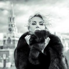 Дама на Красной площади #renatalitvinova спасибо, Дима @isxakov @gum_ru