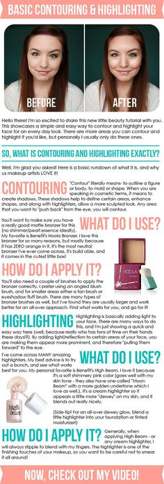 20 Highlighting and Contouring Hacks, Tips and Tricks That Will Change Your Life. Everything you ever wanted to know!