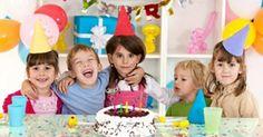 Kids' Birthday Party Checklist