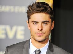 Zac Efron : Young but gorgeous!!