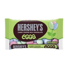Hershey's Easter Candy Coated Milk Chocolate Eggs, Packages (Pack of Chocolate Rocks, Chocolate Babies, Chocolate Covered Pretzels, Easter Chocolate, Melting Chocolate, Hershey Candy, Nutter Butter Cookies, Sugar Free Candy, Confectioners Glaze