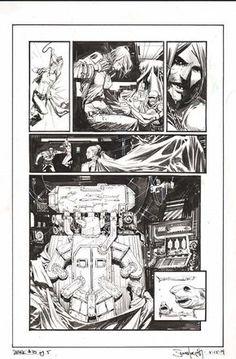 The Wake Issue 10/05 by Sean Gordon Murphy