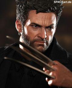 Wolverine - Weg des Kriegers: Wolverine, Voll bewegliche Deluxe-Figur ... http://spaceart.de/produkte/wov001.php