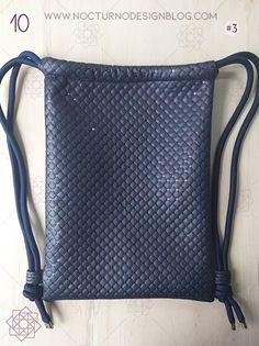 Tutorial de costura: Tula en acolchado. – Nocturno Design Blog Elegante Y Chic, Design Blog, Petunias, Drawstring Backpack, Backpacks, Bags, Fashion, Crochet Bags, Couture Facile