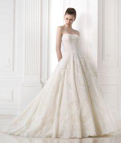 vestido de noiva princesa pronovias coleção 2015 costura MELISSA #casarcomgosto