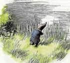 mole wind in the willows illustrations ernest h shepard - Google Search