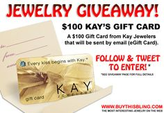 Enter to #Win BuyThisBling's #Jewelry #Giveaway #Contest Here!