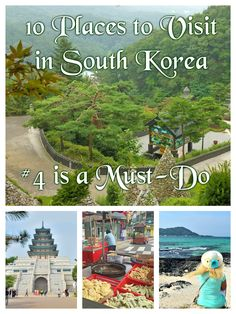 South Korea is a land of diverse beauty and culture.