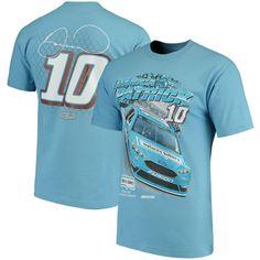 Danica Patrick Stewart-Haas Racing Team Collection Nature's Bakery Spoiler T-Shirt - Blue