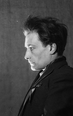 Artaud by Man Ray