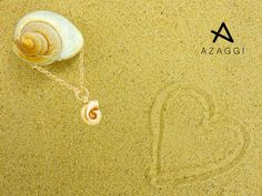 An ethereal addition to any jewelry collection, this charming handcrafted Snail Shell Necklace is a delight for both those in love with summer and sea. ☀️⛱ #azaggijewelry #jewelry #sparkle #summer #woman #california #handcrafted #fashion #fashionjewelry #accessories #womensjewelry #beautiful #withlove #madeincalifornia #LA
