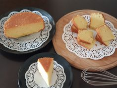 Basic Vanilla Cake/Easy Vanilla Cake
